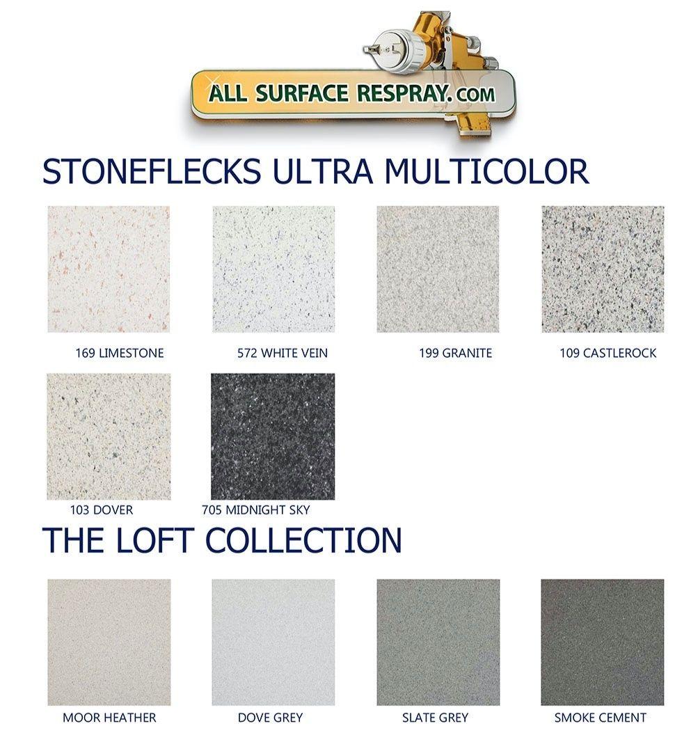 Stone Fleck Colors